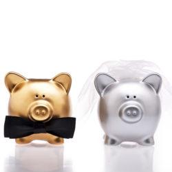 Budgetplanung für Ihre Hochzeit
