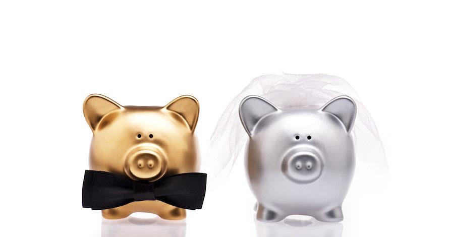 Hochzeit Budget Eheringe