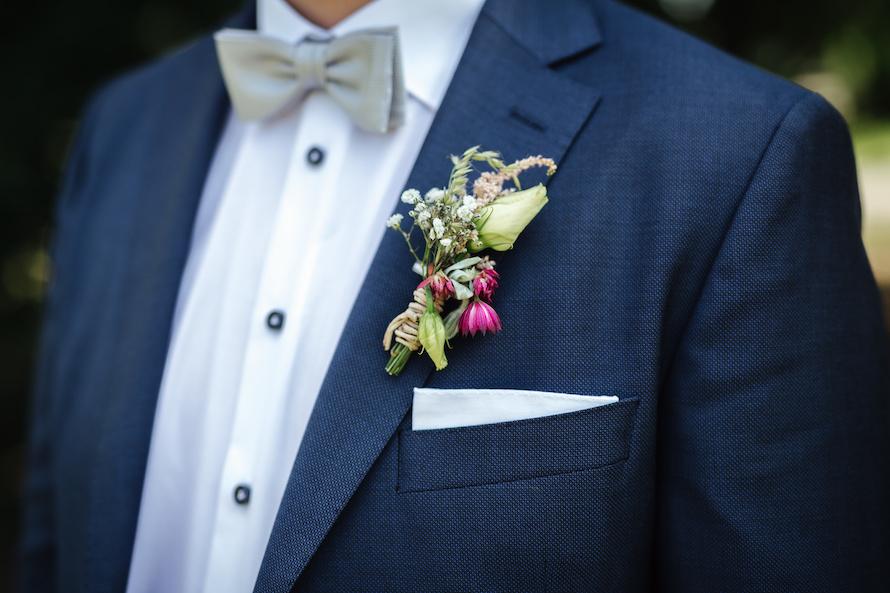 Hochzeitsanzug Mann