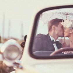 Welches Hochzeitsgefährt passt zu mir?