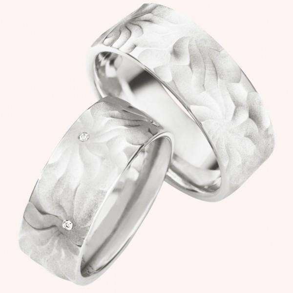 Eheringe Silber No.120