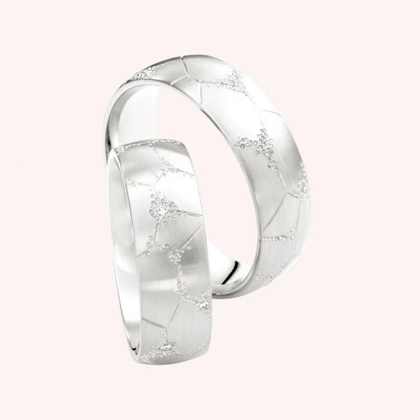Eheringe Silber No.210