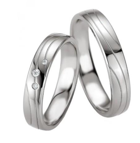 Silver & Diamond