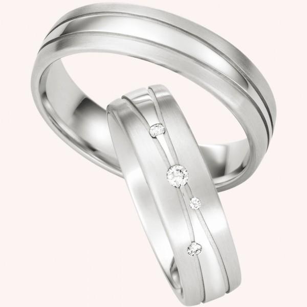 Eheringe Silber No.109