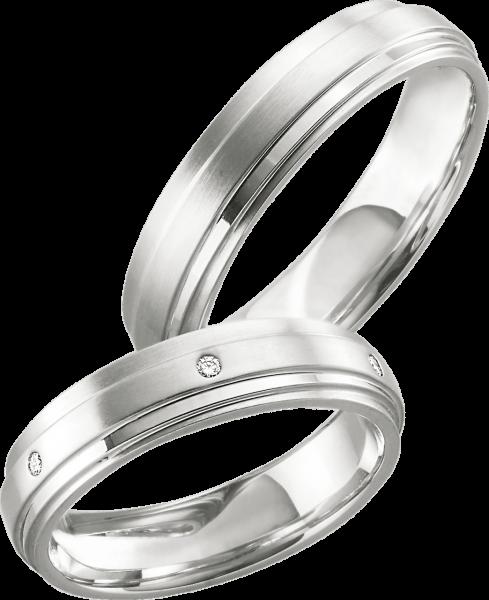 Eheringe Silber No.297