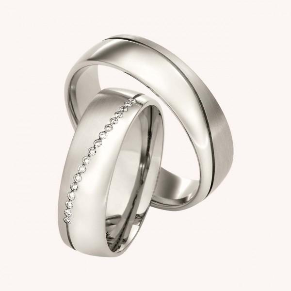 Eheringe Silber No.184