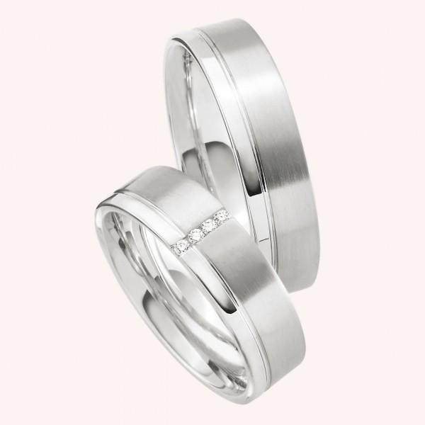 Eheringe Silber No.298