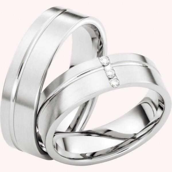 Eheringe Silber No.168