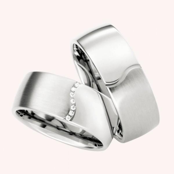 Eheringe Silber No.216