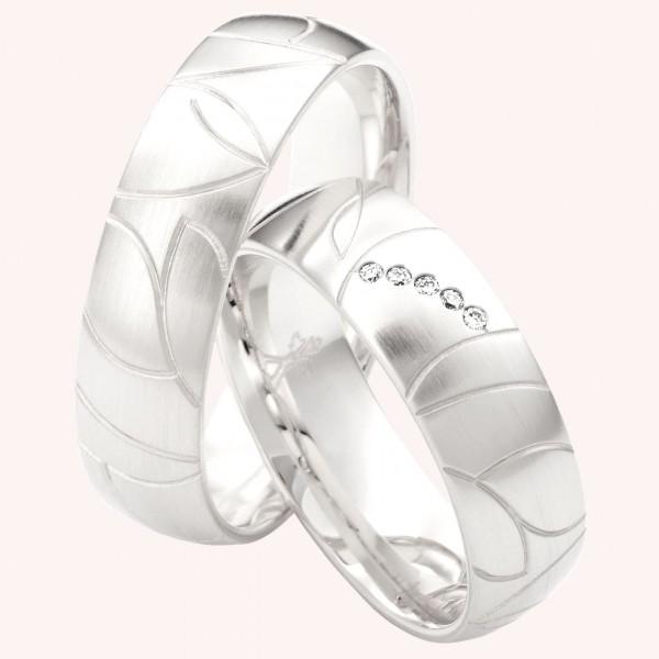 Eheringe Silber No.214