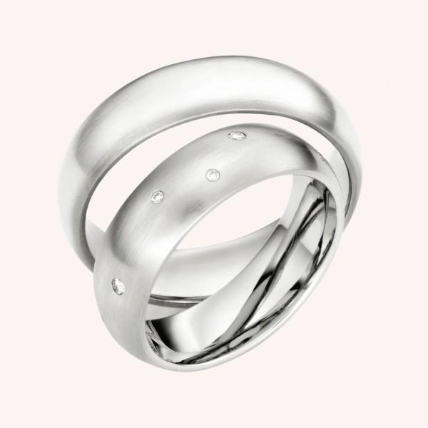 Eheringe Silber No.215