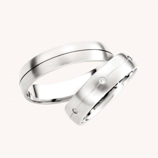 Eheringe Silber No.128