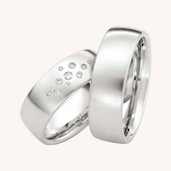 Eheringe Silber No.177